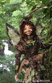 fergus the forest guardian ornament milly s fairies