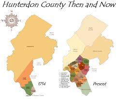 Map Of Essex County Nj Hunterdon County Nj Map Image Gallery Hcpr