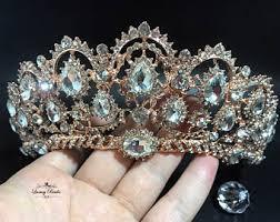 wedding crowns wedding crown etsy