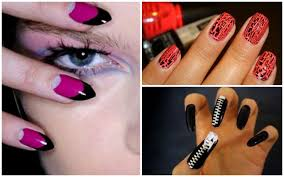 27 funky nail art designs ideas design trends premium psd funky