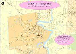 Amherst College Map Mystery Map Gallery U2013 Smith Gis