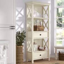 White Curio Cabinet Curio White Display Cabinets You U0027ll Love Wayfair