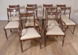 Regency Dining Chairs Mahogany Regency Dining Chairs Archives Antique Dining Chairs