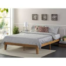 Kingsize Bed Frames Oak Finish Beds For Less Overstock