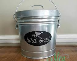 Backyard Storage Containers Outdoor Storage Etsy