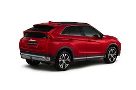 mitsubishi red mitsubishi eclipse cross set to make world debut mitsubishi