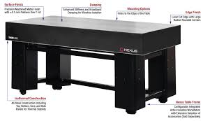 vibration isolation table used optical tables tutorial