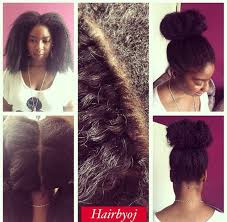crochet marley hair shoulder length 4 way part knotless vixen crochet braids with