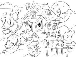 16 best free halloween coloring pages images on pinterest