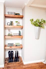 decorative woode wall shelves best decor things idolza