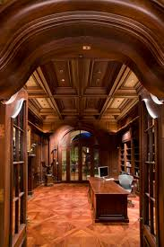 Best Classic Home Office Furniture Ideas On Pinterest - Custom home office furniture