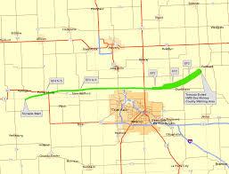 Map Of Cedar Falls Iowa Parkersburg Tornado Rated A Low End Ef5