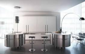 cuisiniste luxe cuisine de luxe haut de gamme de prestige ronde et design