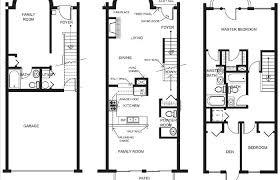 modern townhouse plans modern townhouse plans contemporary house plan homes simple floor