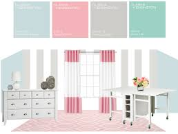 Room Color Palette Craft Room Color How To Nest For Less