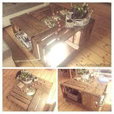 Wohnzimmer Tisch Deko Aus Alten Weinkisten Gibts G Nstig Hier Weinkisten Kann Man