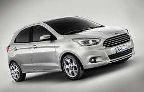 future ford ford touts ka concept city car in brazil j d power cars