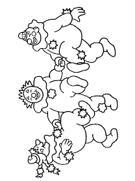 coloring pages of scary clowns clowns coloring pages clowns coloring pages getcoloringpages com