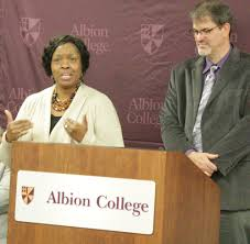 free tuition room and board offered by albion college to