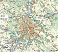 Map Of Budapest Maps U0026 Charts Of Hungary