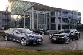 lexus vs audi luxury hybrid shootout lexus ls 600h vs bmw active hybrid 7 vs