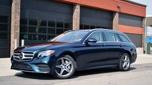 mercedes test 2017 mercedes e400 wagon road test with price power photos