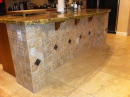How Tall Is A Kitchen Island by Taking A Standard Kitchen Island From Drywall To A Dramatic