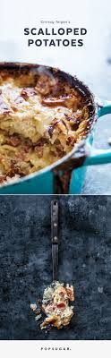 chrissy teigen s scalloped potatoes recipe popsugar food