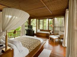 Resort Bedroom Design Balinese Home Design 11682