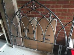 Fleur De Lis Headboard Metal Fleur De Lys Headboard In Broughton Buckinghamshire Gumtree