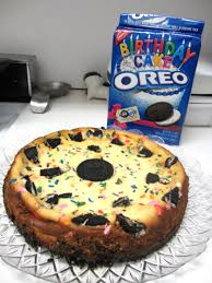 Recipe U201cbirthday Cake U201d Oreo Cheesecake Curiosity Killed The Cook