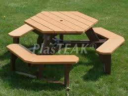 Cool Picnic Table The Use And Varieties Homesfeed by Plastic Wood Picnic Table Outdoorlivingdecor