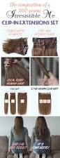 Proper Hair Extensions by 78 Best Hair Extensions Images On Pinterest Human Hair