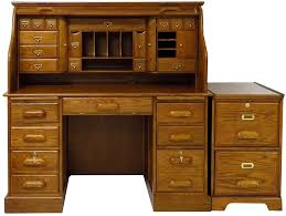 Computer Desk With File Cabinet 53 3 4