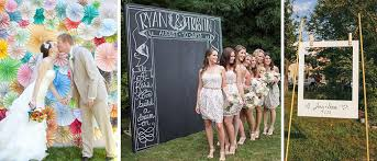 photo backdrop ideas wedding online moodboards 18 creative backdrop ideas for your