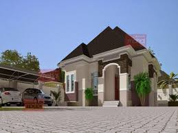 stunning 6 bedroom bungalow house plans in nigeria modern house