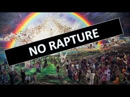 rapture is not in the bible or is it