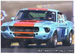 road race mustang for sale 1967 shelby gt500 road race car 130000 san jose south
