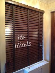 Mahogany Faux Wood Blinds Wooden Blinds Wooden Window Blinds Glasgow Hamilton
