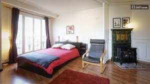 1 Bedroom Apartment 1 Bedroom Flat With Balconies Near Sacre Coeur Paris Spotahome
