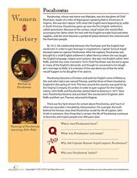 women u0027s history month worksheets u0026 free printables education com