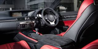 old lexus interior lexus gs f review carwow