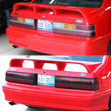 fox body tail lights tail light kit makers garage