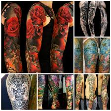 mens sleeve themes coolest sleeve designs