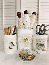 timewashed diy chic studio office organizers things to make
