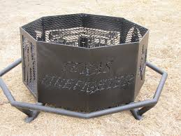 fire pit gallery outdoor custom built steel fire pit kudzu antiques seg2011 com
