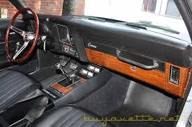 1969 camaro center console 1969 camaro restomod for sale at buyavette atlanta