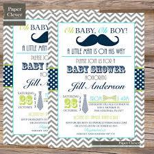mustache baby shower invitations mustache and bow tie baby shower invitations mustache and bow tie