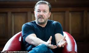 Seeking Uk Air Date Ricky Gervais S Humanity Netflix Special Release Date And Trailer