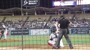 lexus dugout club seats clint robinson u0027s first mlb hit and rbi from the dugout club at